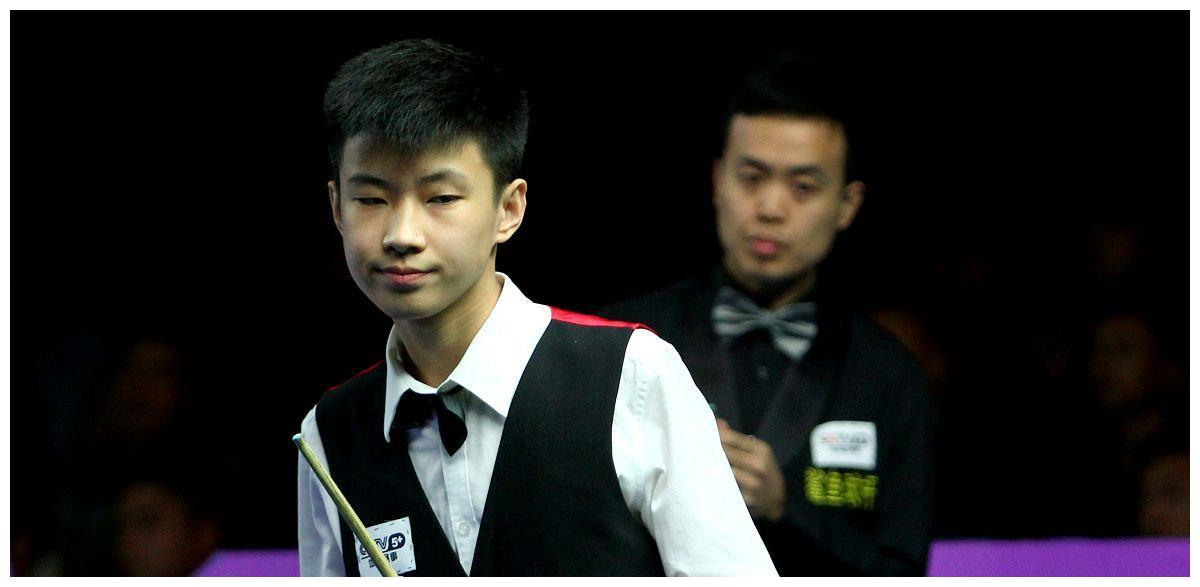 中国新生代球员赵心童天赋最佳!亨得利:他的天赋可比肩丁俊晖!
