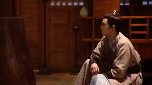 【长歌行】花絮:吴磊想用吸管喝酒吴磊 长歌行 迪丽热巴