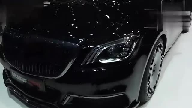 视频:源自奔驰S级,但却完美超越S级,这