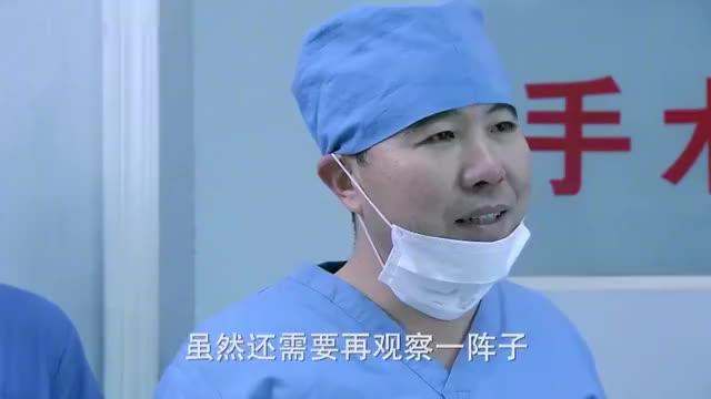 眼泪:总裁和相认弟弟的骨髓相配,移植手术非常成功,太感人