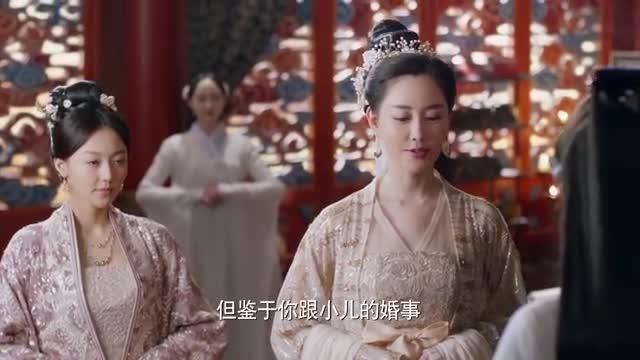 三生三世:素锦带乐胥娘娘给白浅下马威,不料乐胥很是满意儿媳妇