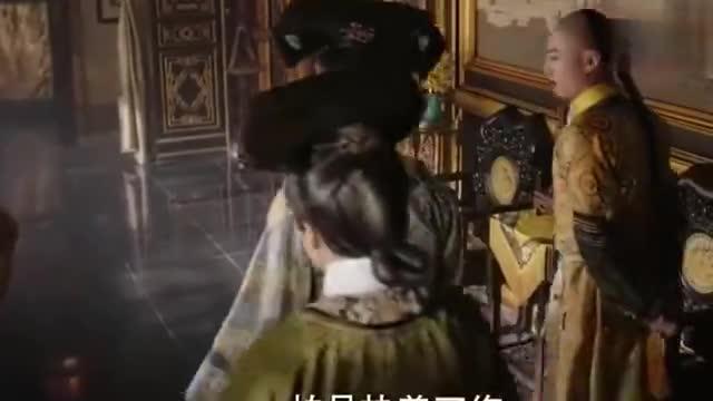 如懿传:皇后又有喜了!这下皇上高兴坏了,结果她不开心了