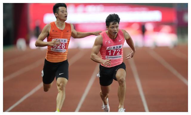 亚洲飞人最新排名:谢震业第六位 苏炳添9秒98第二位 榜首跑9秒95