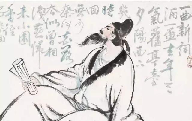 因为李白这些诗句,于是几千年来,高山不再寂寞,大河也