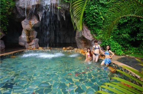 旅游的安排,温泉可以当做最佳选项