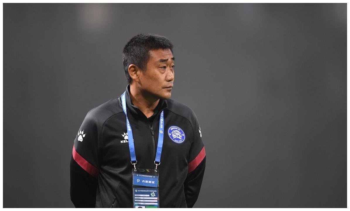 昔日李铁身边的小诸葛,如今在中甲成名帅,曾带队足协杯战胜恒大