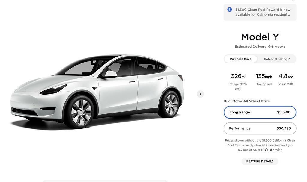 顶住压力,特斯拉 Model 3/Y在美涨价500美元!