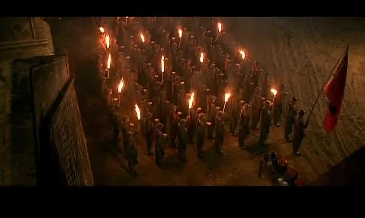 """29军大战在即,宣誓""""宁做战死,不做亡国奴!"""",场面激奋人心!"""