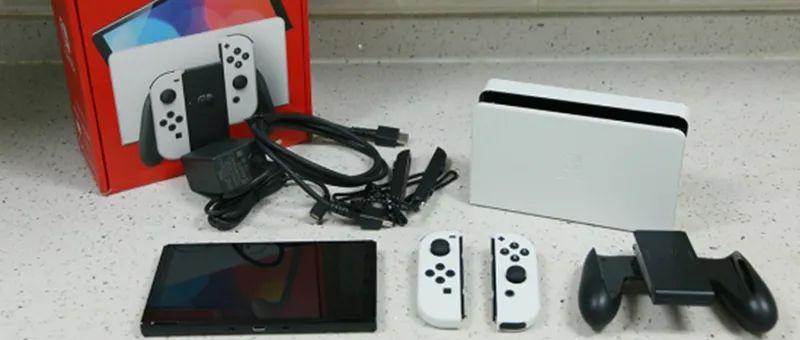 任天堂Switch OLED真的不值得买吗?体验之后有了答案!