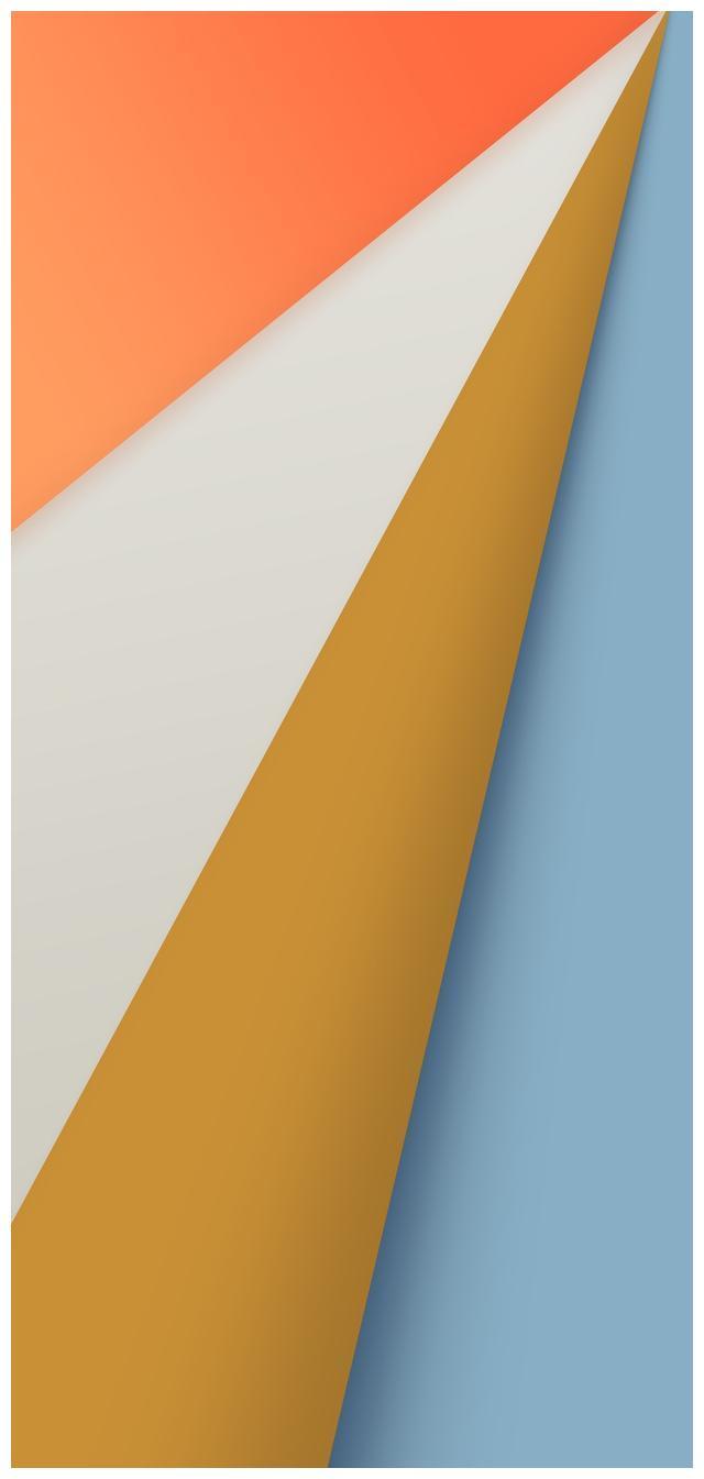 iPhone壁纸:MacOS BigSur Safari (Orange)