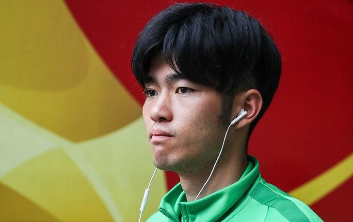 他曾是国安力捧的新星,如今成新江苏队核心,曾得到李伟峰赏识
