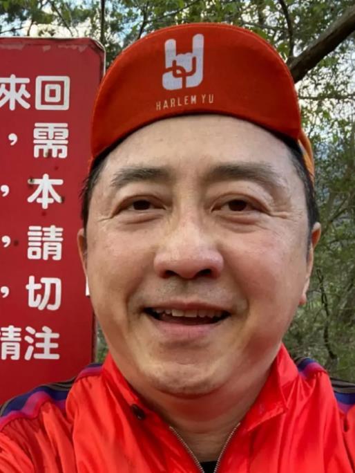 庾澄庆的登山近照曝光,网友们被吓一跳