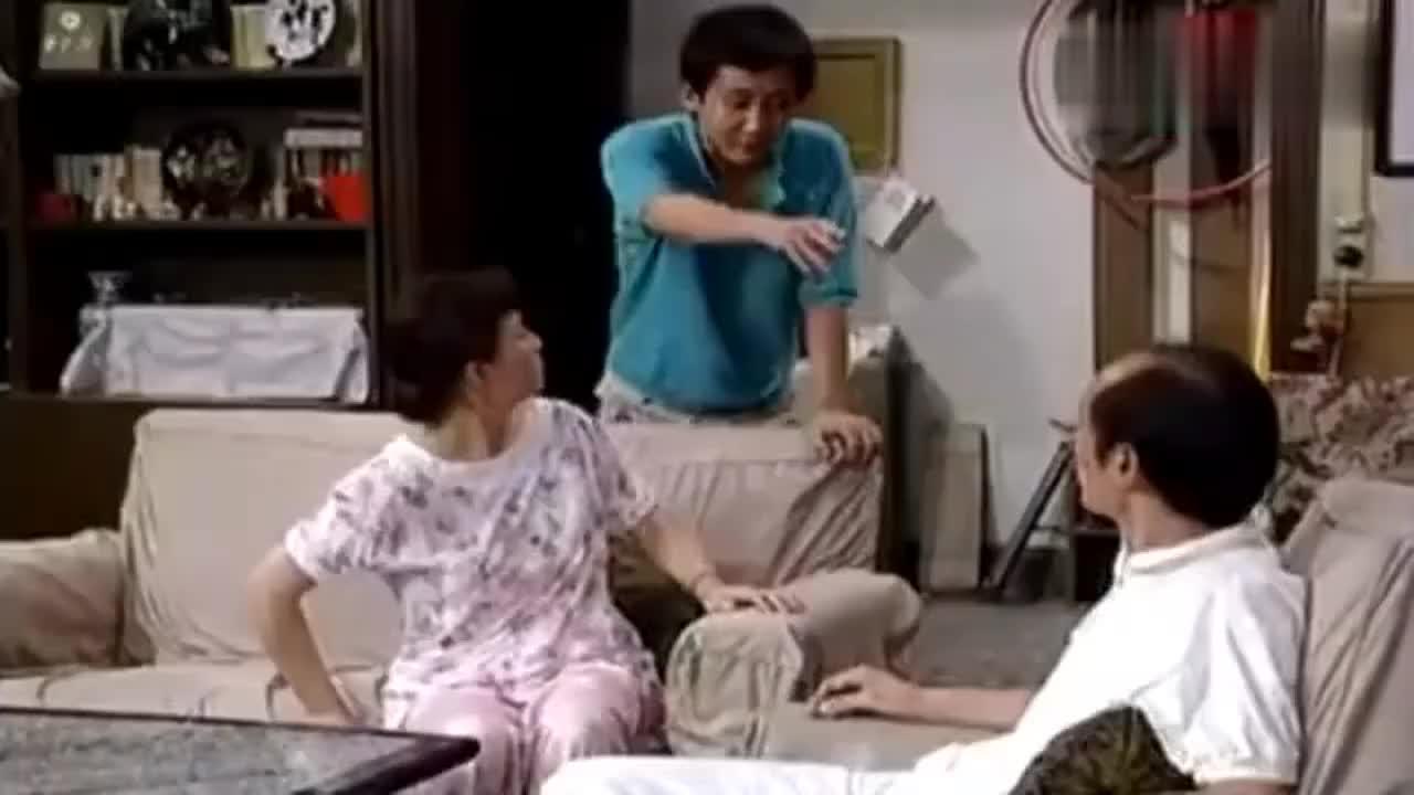 我爱我家:葛优被六旬丑大妈逼婚,这段台词笑破肚皮了!