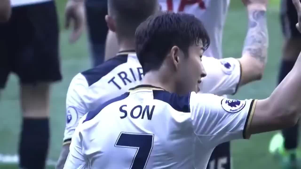 亚洲一哥孙兴慜,看他在英超这几个进球,中国10年内也很难出一个