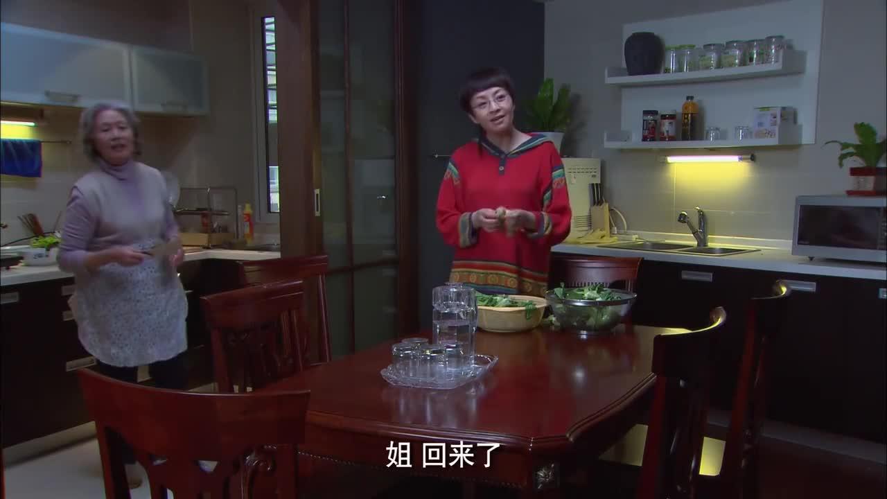 李春天的春天:思扬回家就有吃,妹妹和妈妈对她都好得不得了!