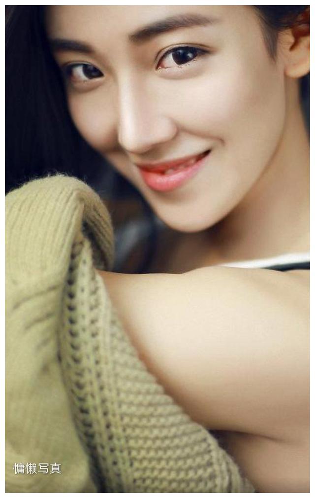演员菅纫姿:一个文艺温婉、又有无比执着和具有爆发力的女孩