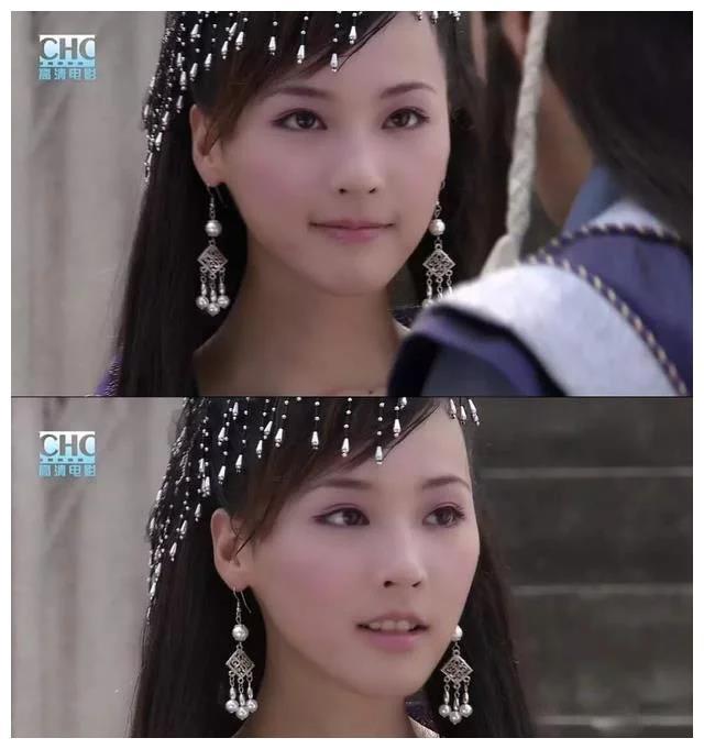 吴佳尼的上官丹凤,胡静的苏茉尔,左小青的雅风,都不如她美