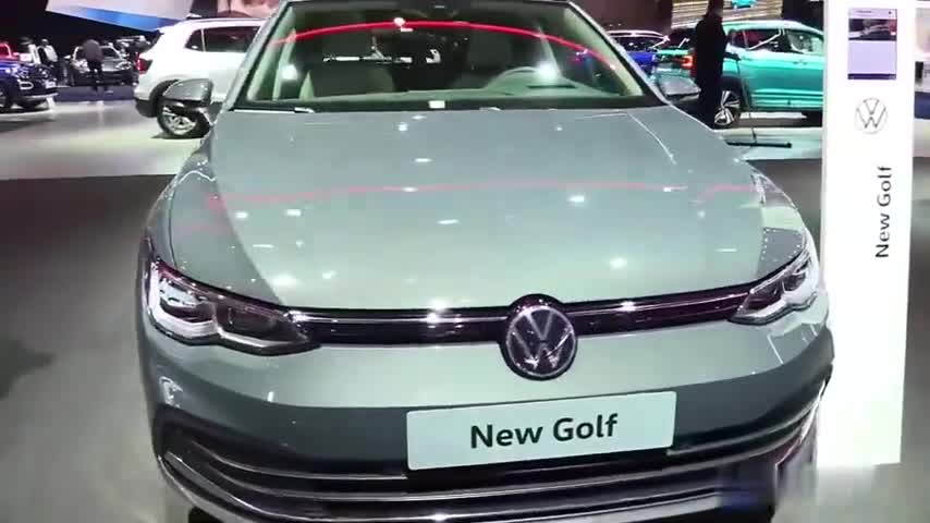 视频:2020大众高尔夫生活1.5TSI-外观和内饰绕车介绍