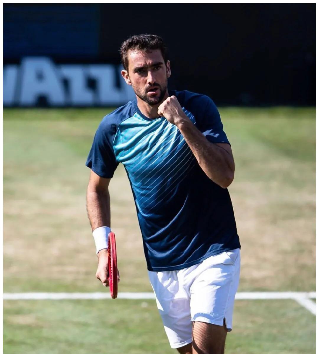 斯图加特网球公开赛:老将西里奇夺冠,阿利亚西姆遭遇决赛8连败