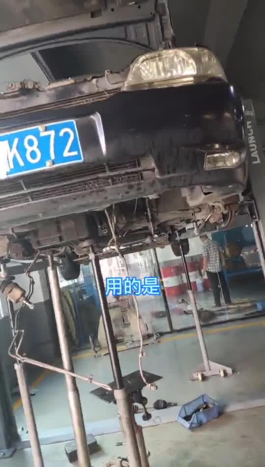 视频:维修案例:老款别克gl8换挡缓慢、冲击,自动变速箱维修
