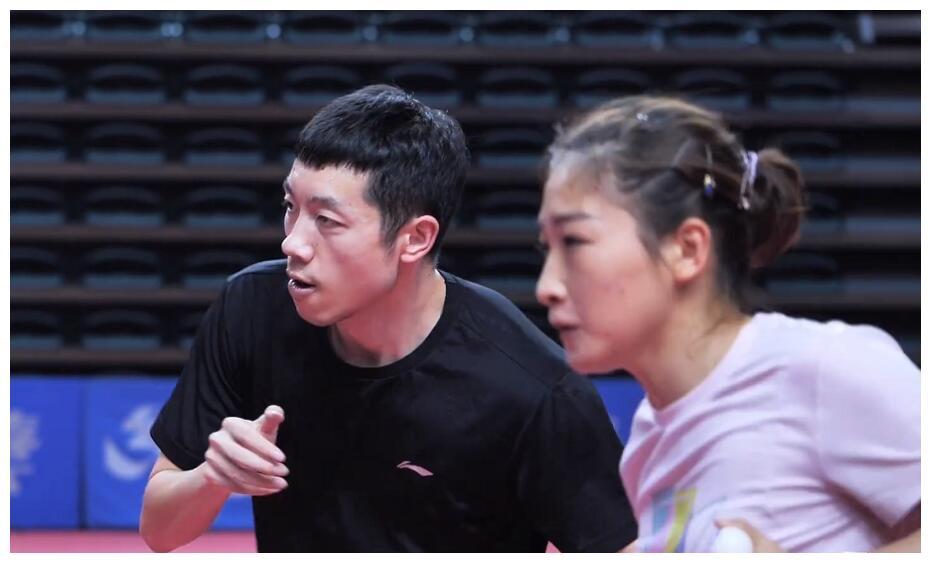 我和刘诗雯就应该拿冠军,刘国梁的点评很自信