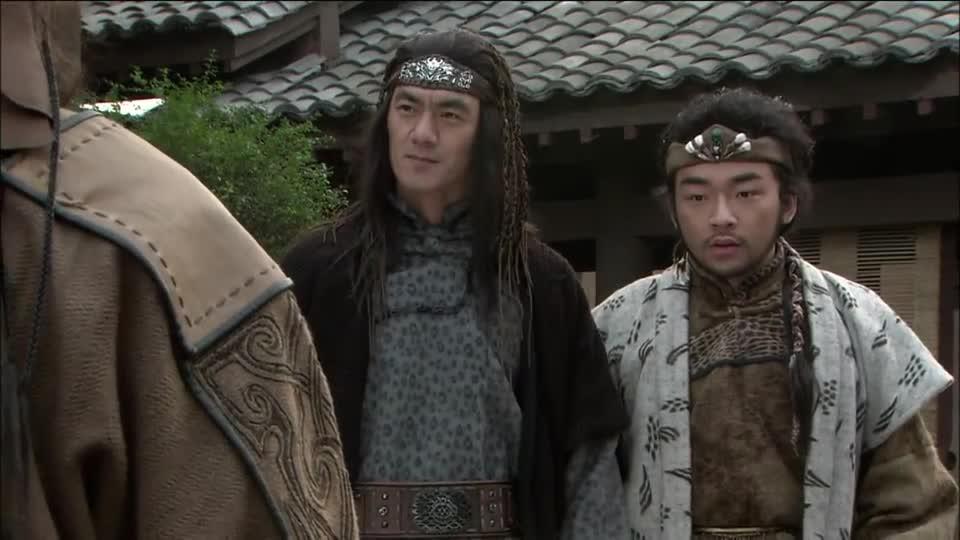 呼韩邪小儿子见到昭君公主,真是太美了,不反对她和父亲结婚了