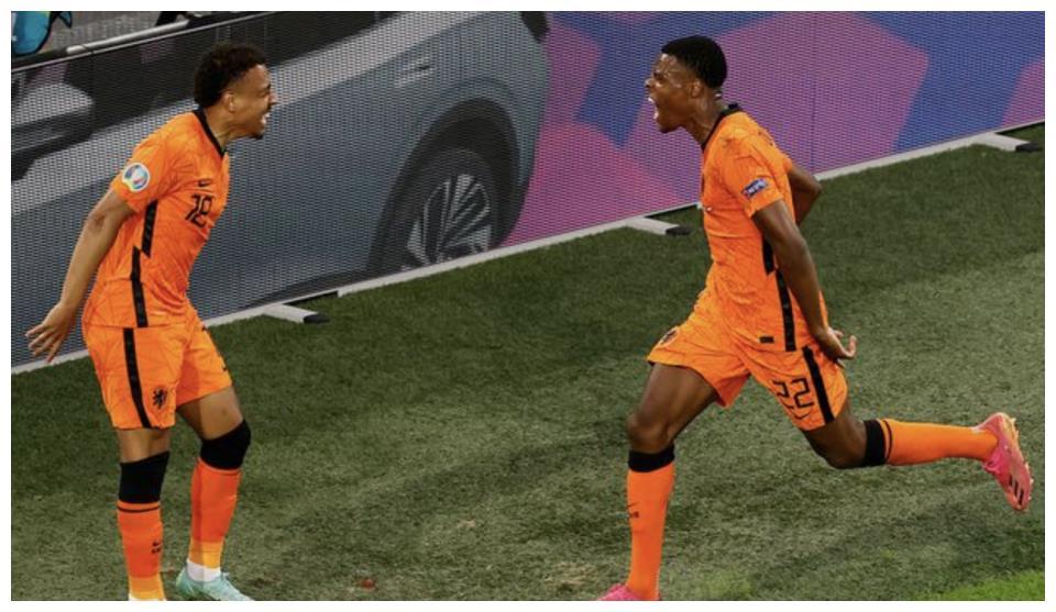 欧洲杯C组最新积分榜:荷兰2连胜锁定第1,乌克兰末轮死磕奥地利