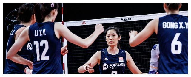 中国女排2大主力挑战表情包:张常宁偶像包袱重,龚翔宇简直了