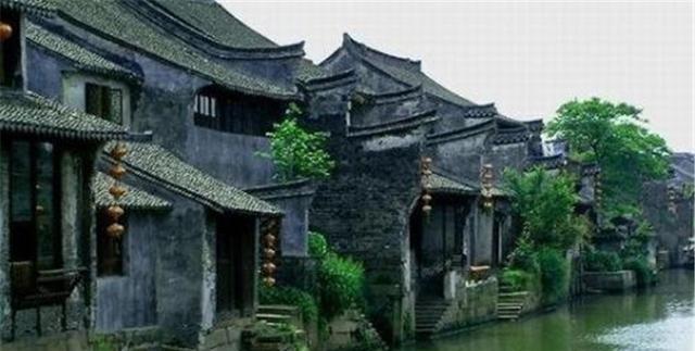 """英超直播:""""禹岩柳江""""和四川古镇建于南宋 已有800多年的历史"""