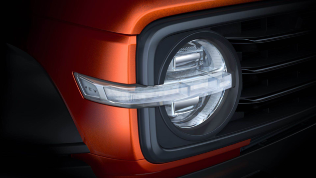 《【万和城网上平台】WEY品牌全新SUV更多细节曝光》