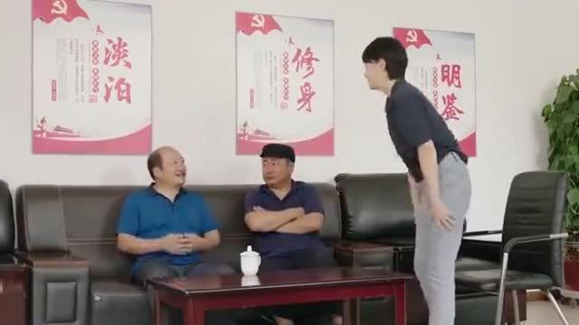 乡村爱情12:小蒙被气的回娘家,谢广坤还在外面撒谎呢!