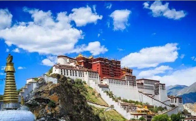 """西藏是一个""""低调""""的大都市 和拉萨一样美丽 有""""东西藏明珠""""的美称!"""