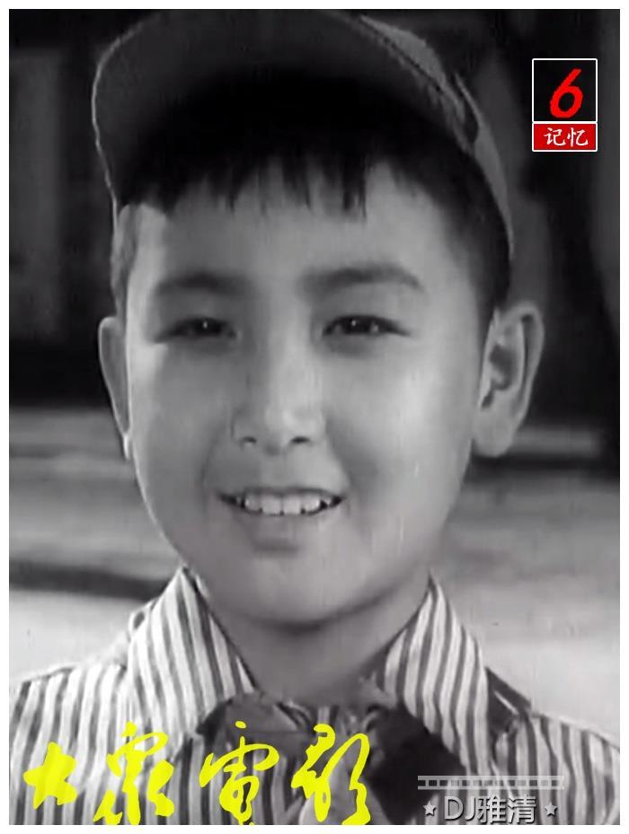 六一专辑《大众电影》封面上的12位童星 陈克然石小满祝新运方超