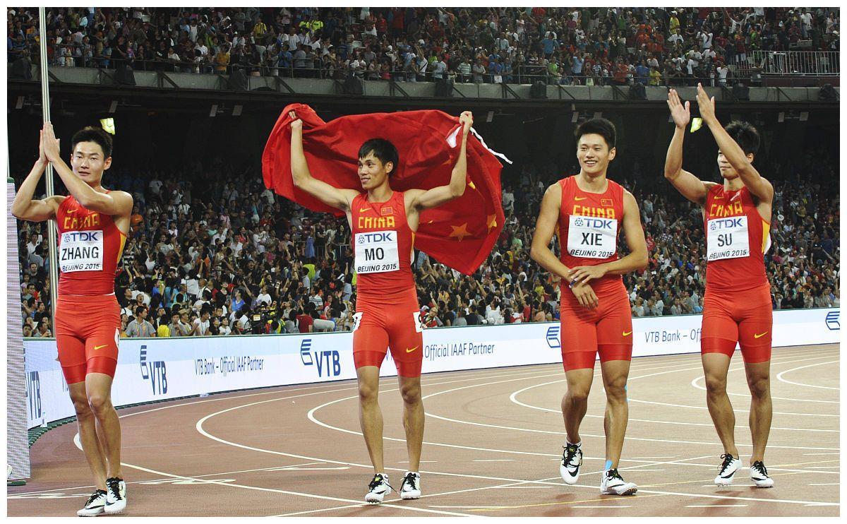 百米最新世界排名:苏炳添下降2位,谢震业保持22名 榜首39岁传奇