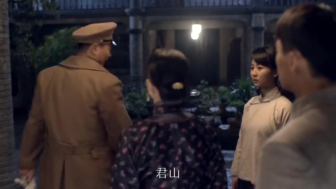 杨紫霍建华系列:长沙即将被烧,百姓看到政府搬家,弄得人心惶惶