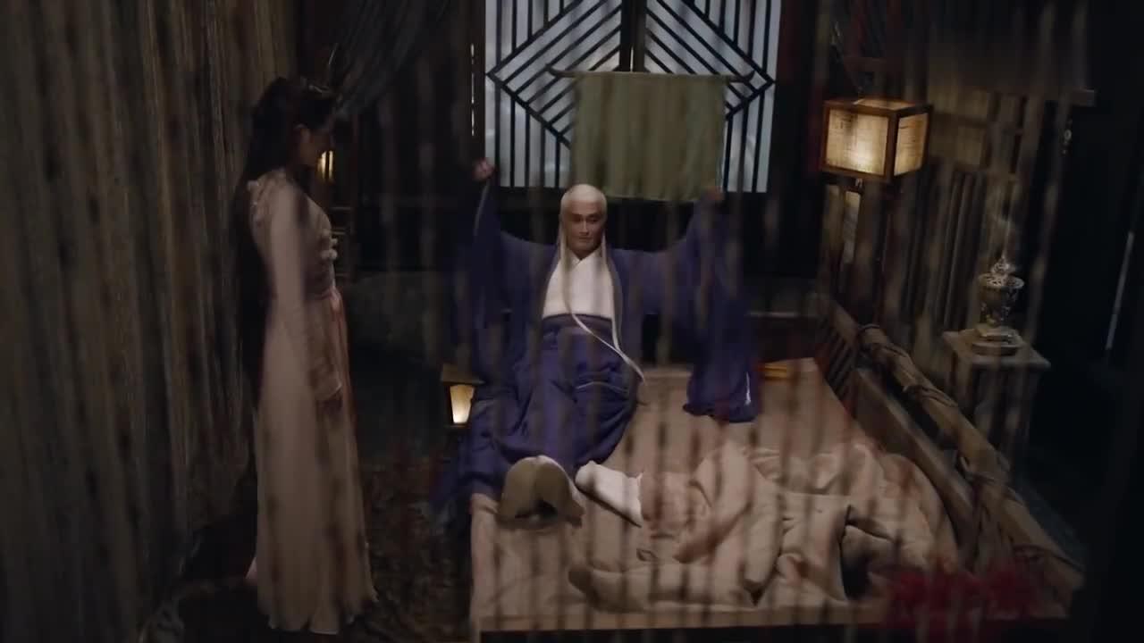 三生三世:帝君知道凤九怕蛇故意吓她,凤九委屈哭了,帝君太腹黑