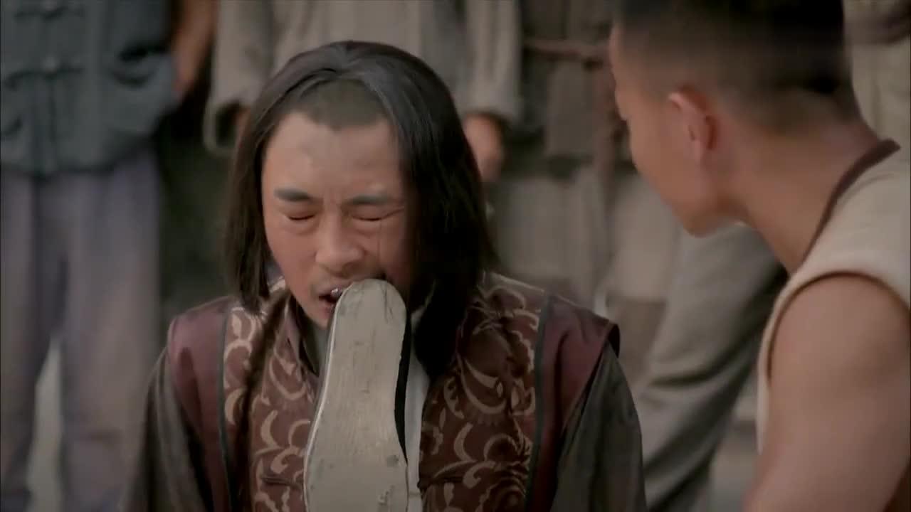大刀记:奴才被打脸,主子看不过去了,这家伙要来报仇