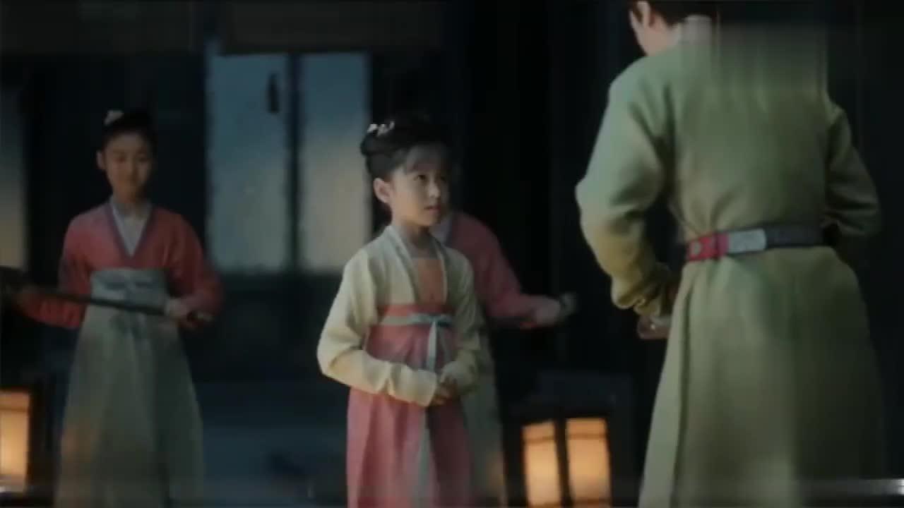 清平乐:怀吉总能一语中的,得了安慰的徽柔自然就高兴起来
