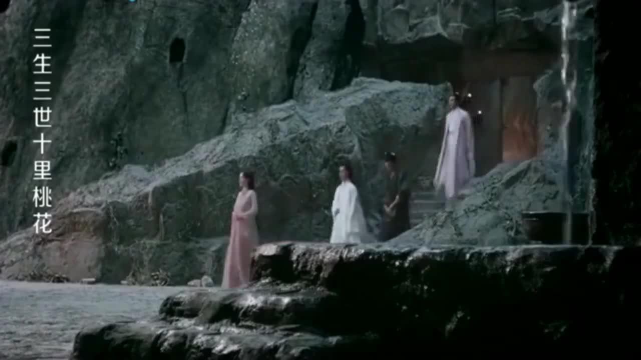 三生三世十里桃花:白浅发火威震四海八荒,就连帝君都不放在眼里
