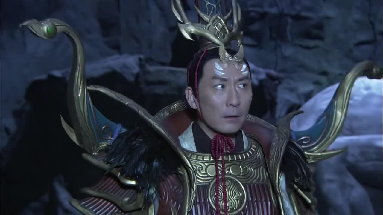 石敢当来到冥界,二郎神杨戬传音,谁知奎刚来临下刻不妙