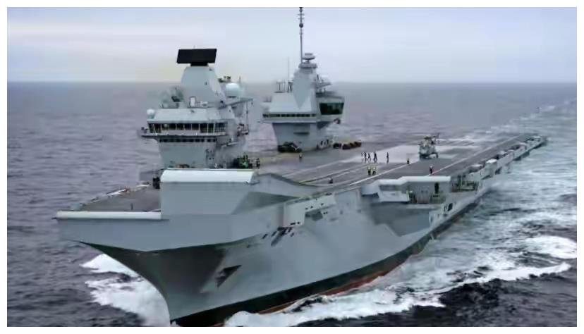 今日武器装备分享-英国伊丽莎白女王级航空母舰