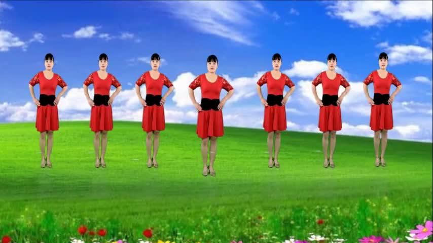 经典广场舞《爱着你宠着你》优美欢快,节奏动感又时尚!