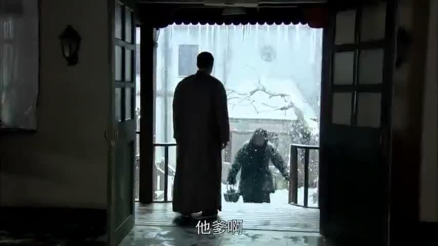 潘五爷赶尽杀绝,朱开山不愧是上道混过,老子奉陪到底