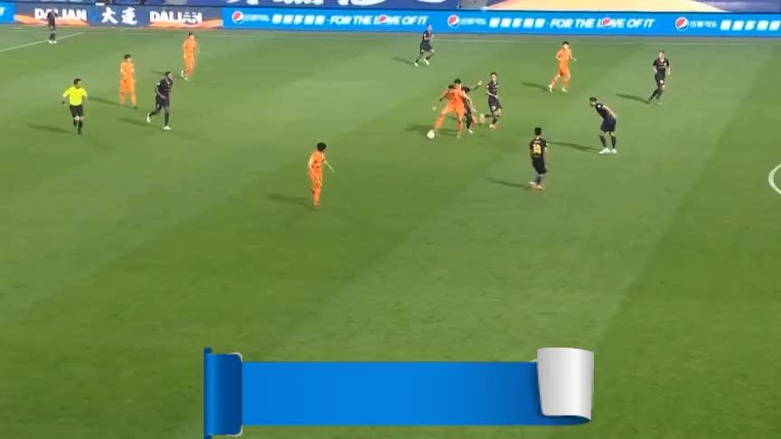 中超第7轮五佳球:穆里奇贴地斩,特谢拉梅西式挑射!