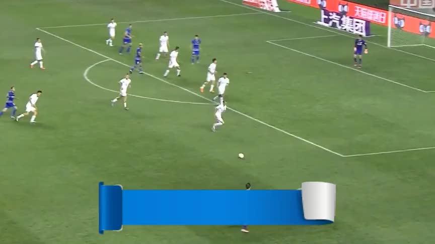 中超第3轮五佳球:高拉特凌空斩,荣昊再轰神仙球!