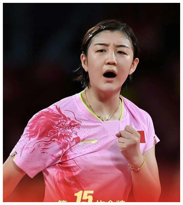 """奥运冠军陈梦回应和表哥黄晓明""""约饭"""":至今没约上,行程都太忙"""