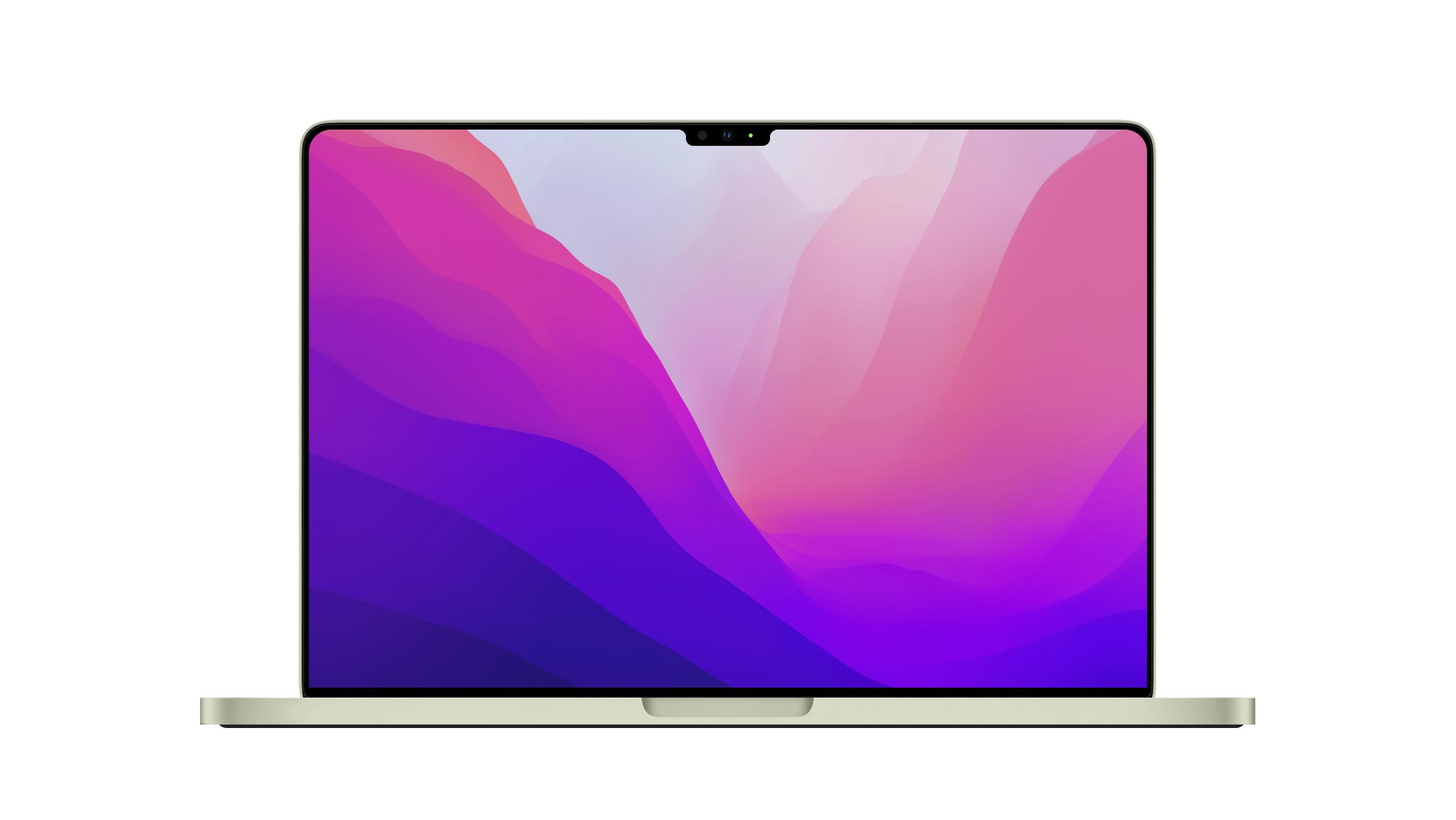 苹果发布会抢先看,刘海屏MacBook Pro基本证实,性能爆表