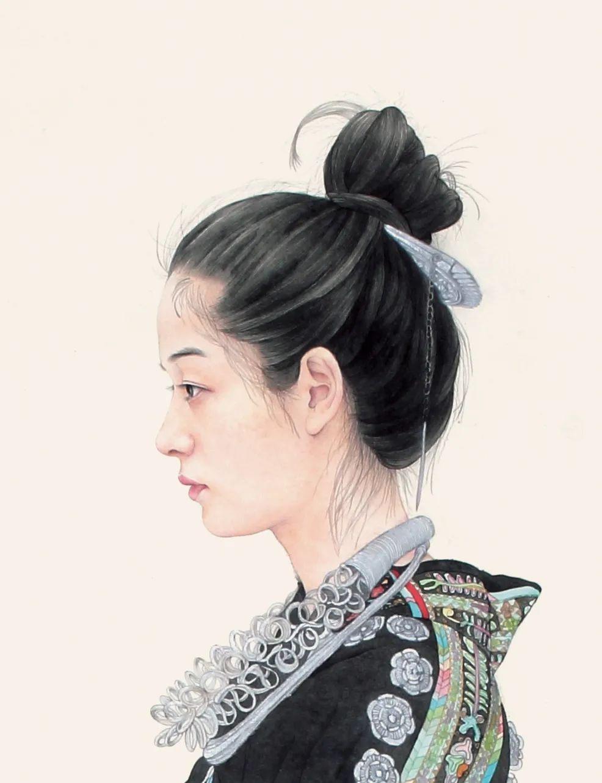传统与现代的演绎 ——李洋中国人物画创作赏评