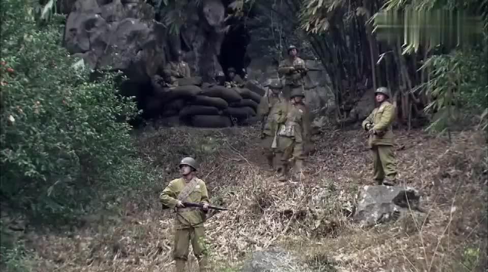 日本特务发现国军储藏军火点,结果身份被揭穿,想杀人灭口
