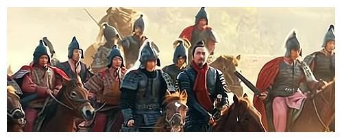 这四人是唐朝开国大将,李渊斩了三个,还有一个被李世民无奈镇压
